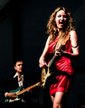 Ana Popovic, New Orleans Jazz Fest 2013-7