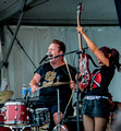 Cowboy Mouth, Jazz Fest, 2009, New Orleans-12