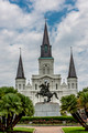St. Louis Cathedral, French Quarter, New Orleans, LA