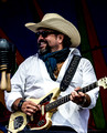 Raul Malo, The Mavericks, Jazz Fest 2013, New Orleans-4