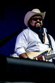 Raul Malo, The Mavericks, Jazz Fest 2013, New Orleans-9