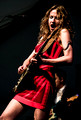Ana Popovic, New Orleans Jazz Fest 2013-10