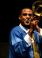 Glen David Andrews, Jazz Fest 2011, New Orleans-13