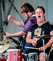 Cowboy Mouth, Jazz Fest, 2009, New Orleans-9